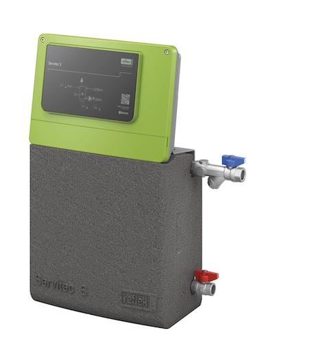 Reflex - Vakuum-Sprührohrentgasung