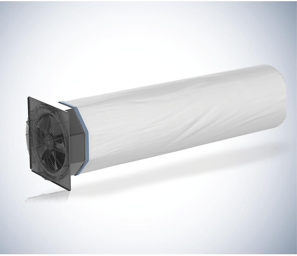ebmpapst - Ventilatoren fürs Gewächshaus