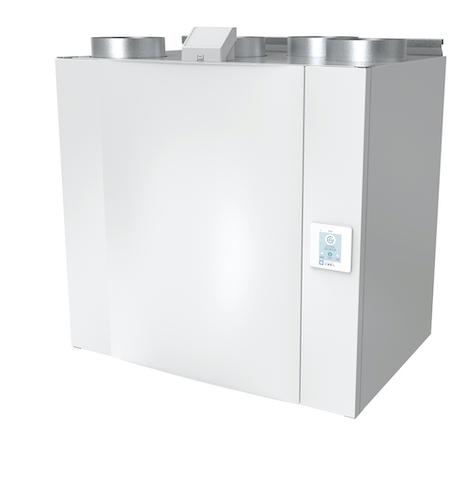 Systemair - Neues Wohnungslüftungsgerät SAVE VTC 500