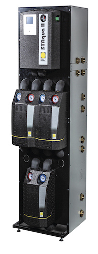 Pardigma - Neue Wärmezentrale direkt mit Trinkwasserspeicher kombinierbar