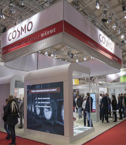 COSMO - Zeitersparnis