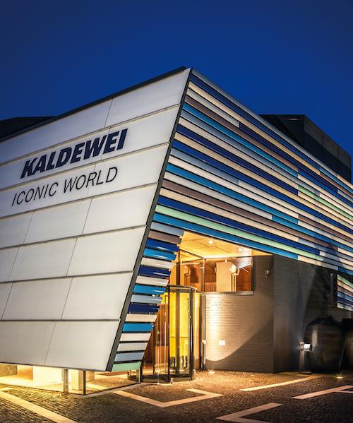 Kaldewei - informiert über Messeneuheiten