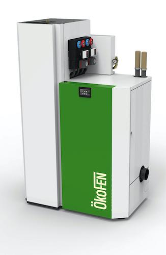 ÖkoFEN - Effizienter plug & heat Kombiwärmespeicher