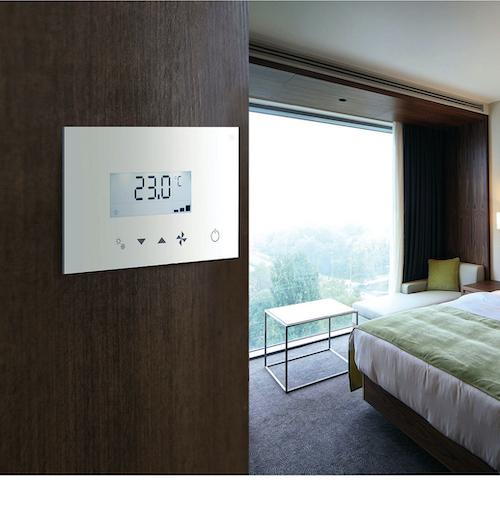 Panasonic - Intelligenter Modbus-Hotelregler für VRF-Systeme