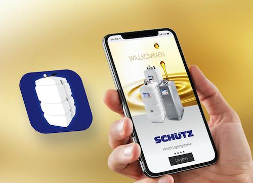 Schütz - Neue App für Heizöltankanlagen