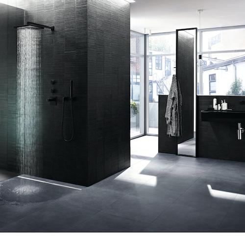 Geberit - Mehr Designauswahl für die bodenebene Dusche
