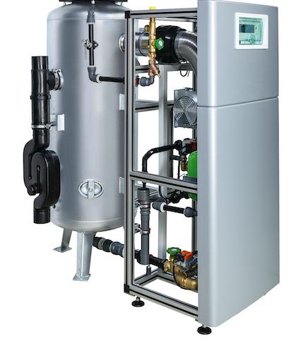 Gruenbeck Mehrstufiges Filtersystem