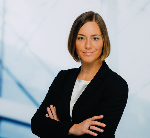 Ursula Lavric als neue Marketing Managerin für Deutschland und Österreich - HANSA