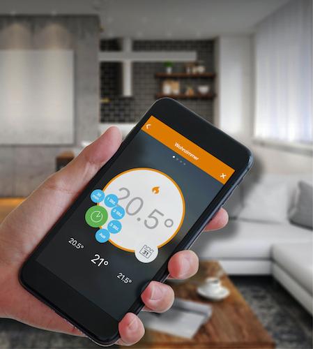 IMI Hydronic Engineering - Intelligentes Smart Home Regelsystem