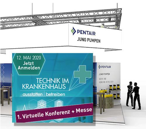 Jung Pumpen - Virtuelle Messe