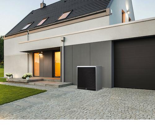 Remko - Designhaube für Smart-Wärmepumpen