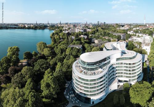 KEUCO - Badausstattung im luxuriösen The Fontenay Hotel in Hamburg