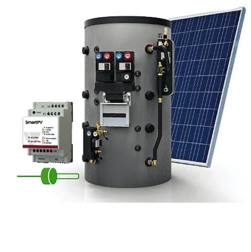 ÖkoFEN - Solarstrom im Heizsystem speichern