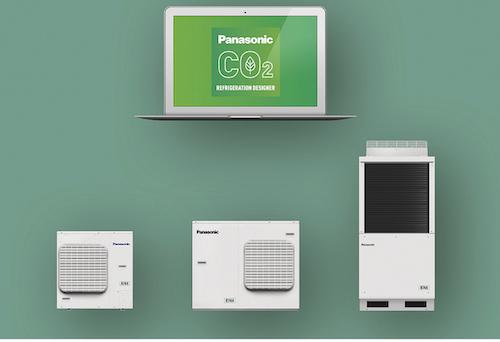 Panasonic - Berechnungsprogramm für CO2-Verflüssigungssätze