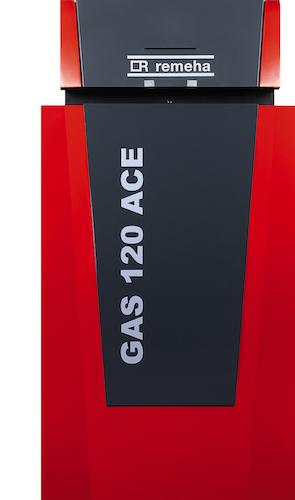 remeha - Gas 120 Ace: kompakt, flexibel und leistungsstark
