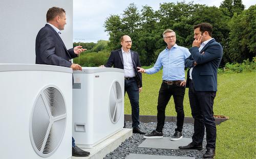 Stiebel Eltron - Mehrfamilienhaus erreicht KfW-40-Standard